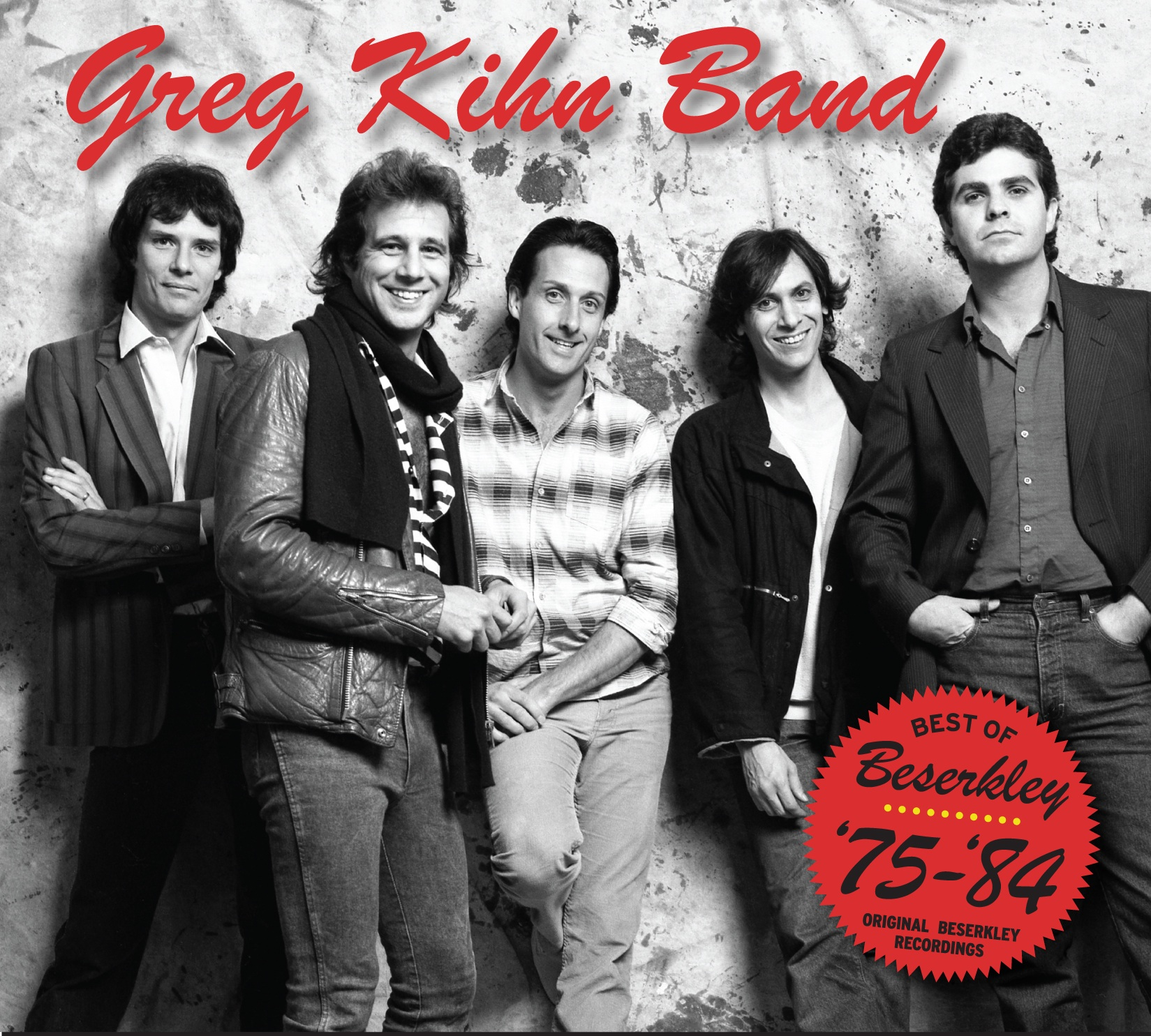 "Riot is proud to release – Greg Kihn Band ""Best of Beserkley"" 1974-1985"