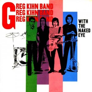 Greg Kihn Releases With The Naked Eye on Apple iTunes